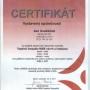 Certifikát NIBE